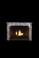 Belgischen 18. Jahrhundert Ardennen Marmor Kamin Maske