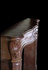 Bicolor 18. Jahrhundert Französisch Kamin Verkleidung