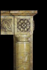 Italiana Perla Original Antiguo Cheminea