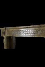 Italienische Perle Originale Alter Kamin Verkleidung