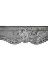 Belgian 18Th Century Marble Fireplace Surround