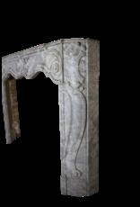 The Antique Fireplace Bank 18A Belga Siglo Chimenea De Mármol De Sonido Envolvente
