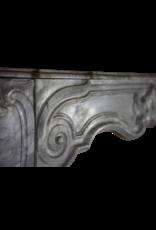 Belgischen 18. Jahrhundert Marmor Kamin Maske