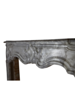 The Antique Fireplace Bank Belgian 18Th Century Marble Fireplace Surround