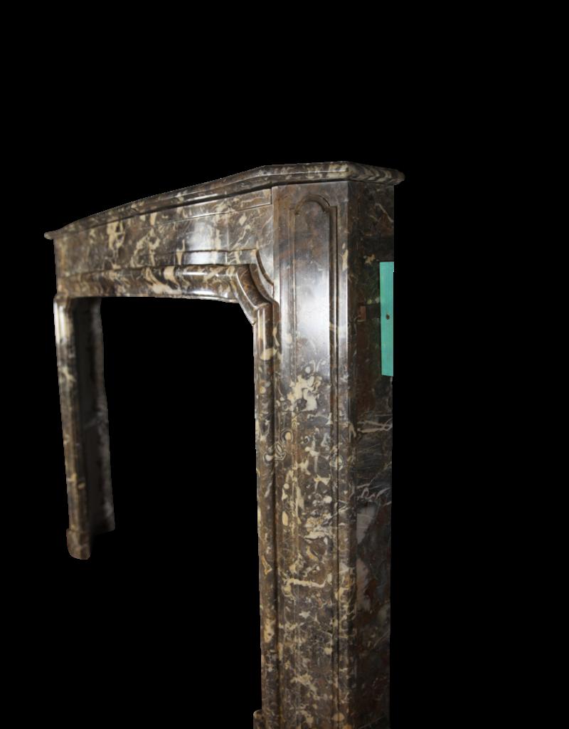 The Antique Fireplace Bank 18Th Century Chique Belgian Vintage Chimney Piece