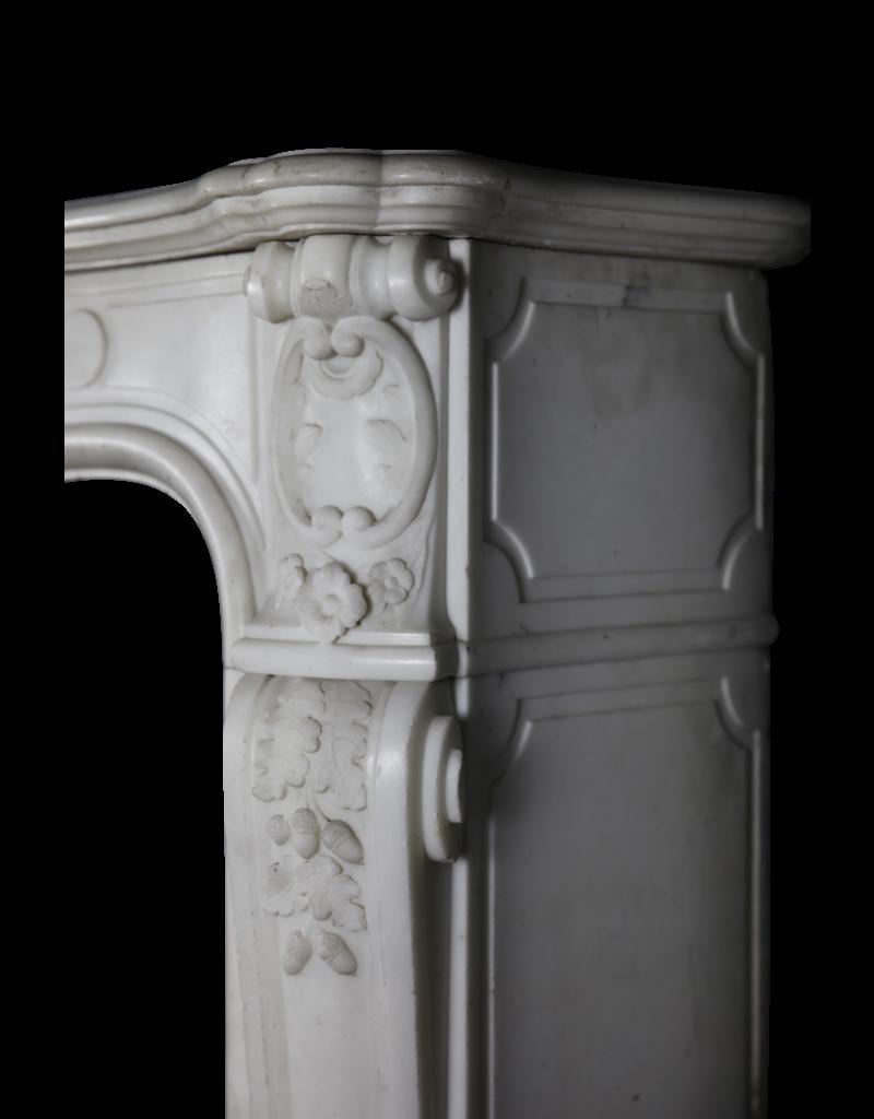 The Antique Fireplace Bank 18. Jahrhundert Romantische Weinlese-Kamin-Stück