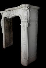 18. Jahrhundert Romantische Weinlese-Kamin-Stück