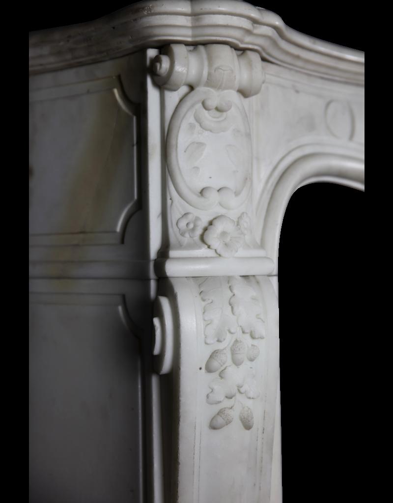 18Th Century Romantic Vintage Chimney Piece