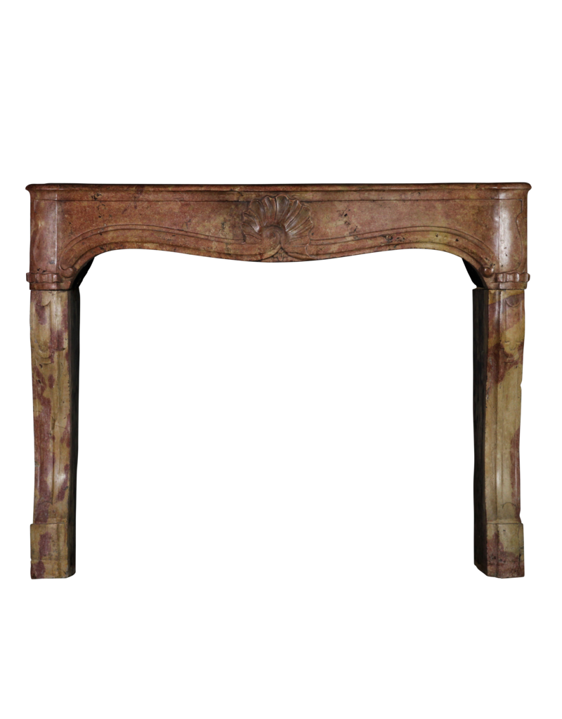 Created By Nature French Antique Fireplace Surround