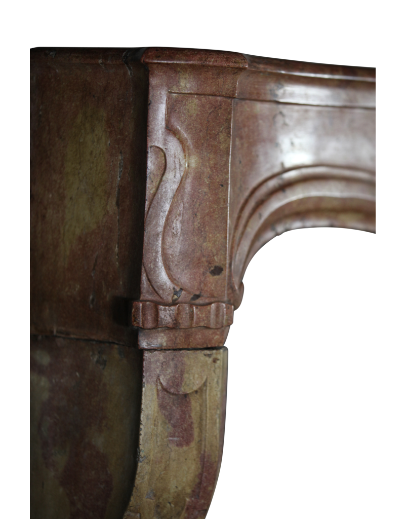 Erstellt Von Natur Französisch Antike Kamin Maske
