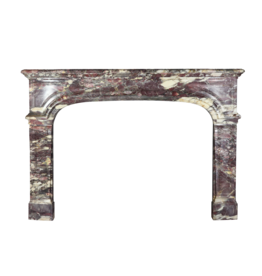 Grand Epoque French Chique Antique Fireplace Surround