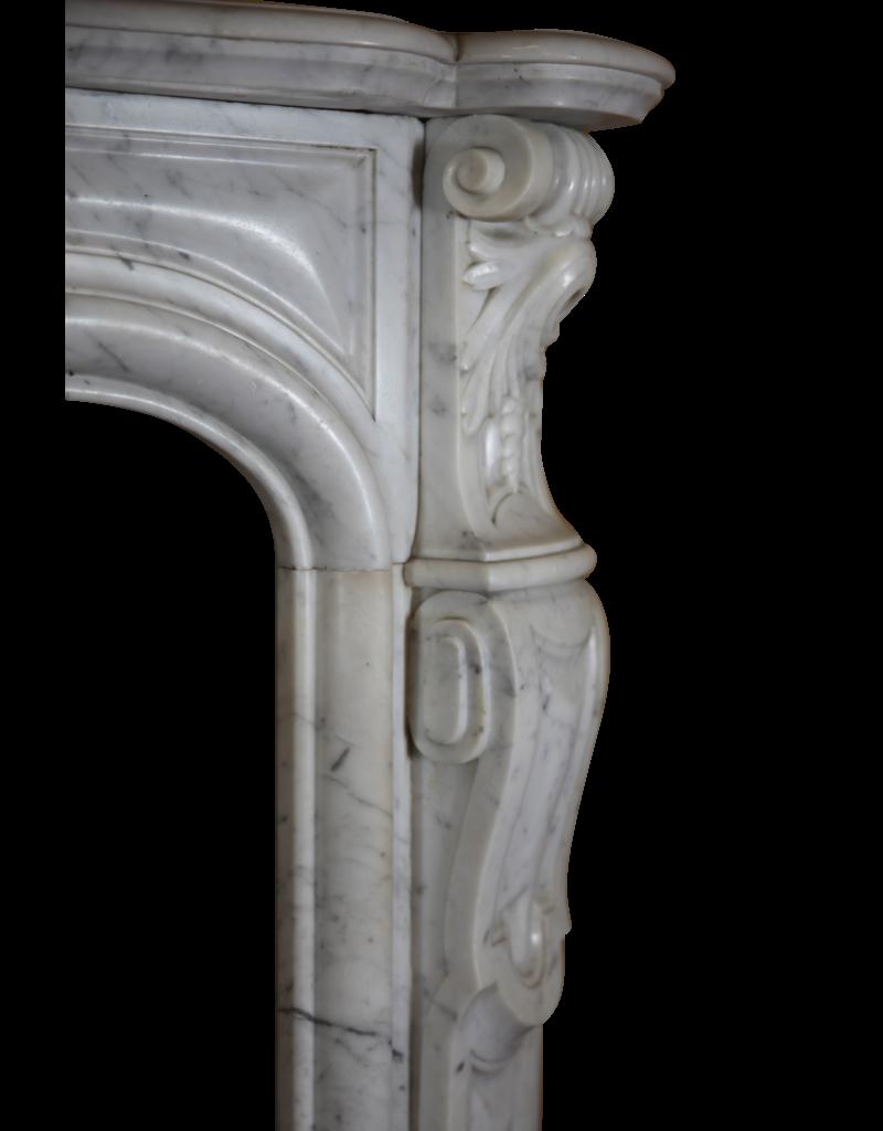 The Antique Fireplace Bank 19. Jahrhundert Groß Französisch Marmor Kamin Maske