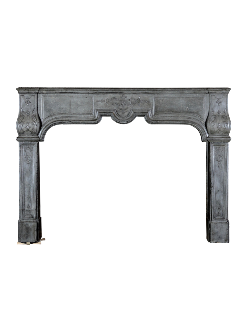 The Antique Fireplace Bank Delicate French Antique Fireplace Mantle