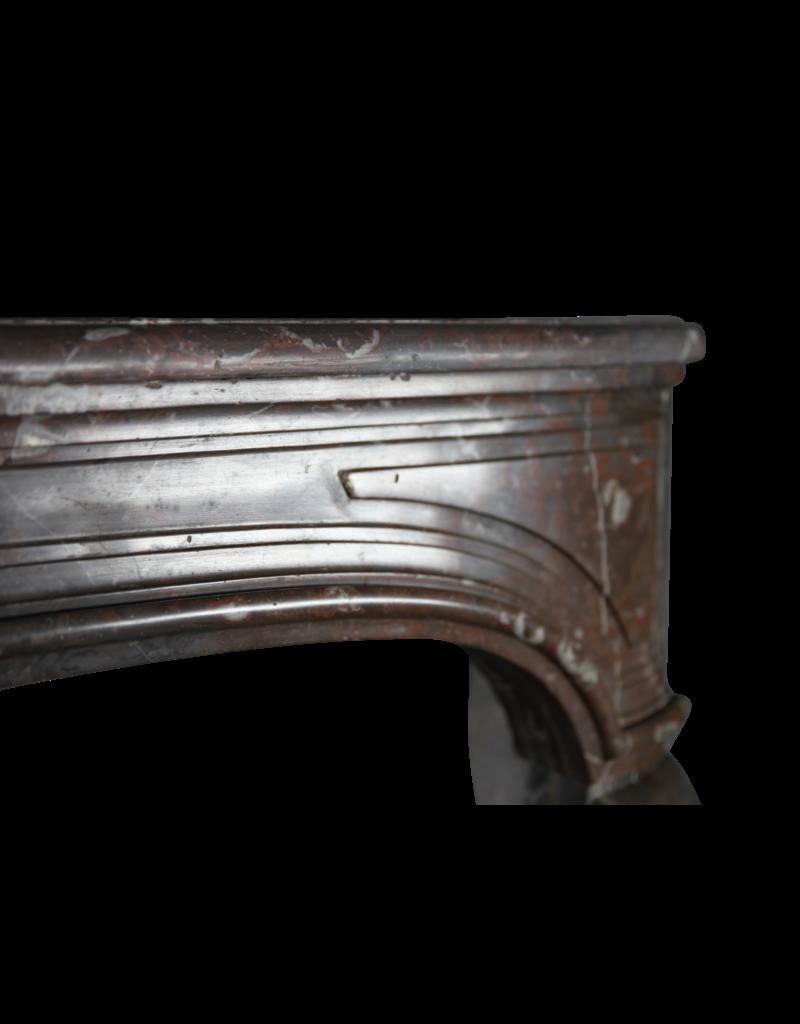 Reine Des 18. Jahrhunderts Belgischen Marmor Antike Kamin Maske