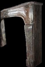 The Antique Fireplace Bank Reine Des 18. Jahrhunderts Belgischen Marmor Antike Kamin Maske