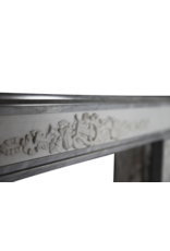 The Antique Fireplace Bank Directoire Period French Antique Fireplace Surround