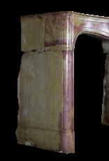 18. Jahrhundert Erstellt Von Natur Vintage-Kamin Maske