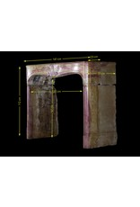 The Antique Fireplace Bank 18Th Century Created By Nature Vintage Fireplace Surround