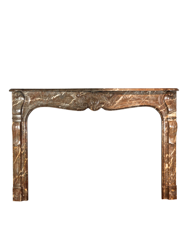 The Antique Fireplace Bank Belgian Strong 18Th Century Fireplace Surround
