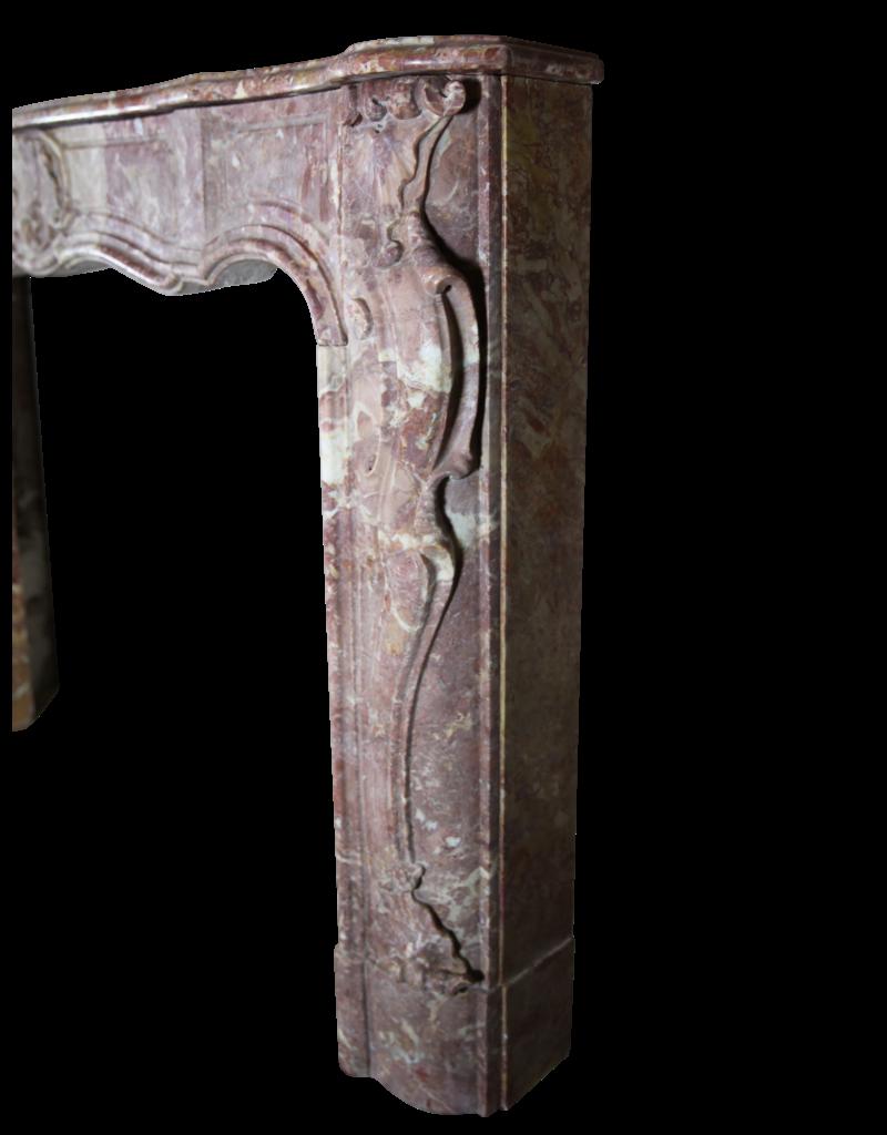 Italian Marble Fireplace Surround