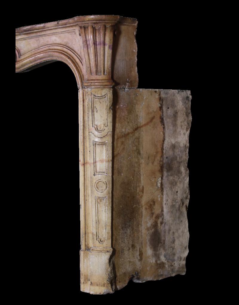 Maison Leon Van den Bogaert Antique Fireplaces & Vintage Architectural Elements Erstellt Von Natur Hartstein 18. Jahrhundert Periode Jahrgang Kamin Maske