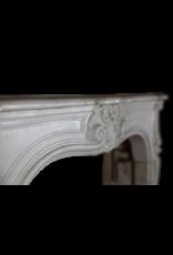 Small Carrara Fireplace Surround