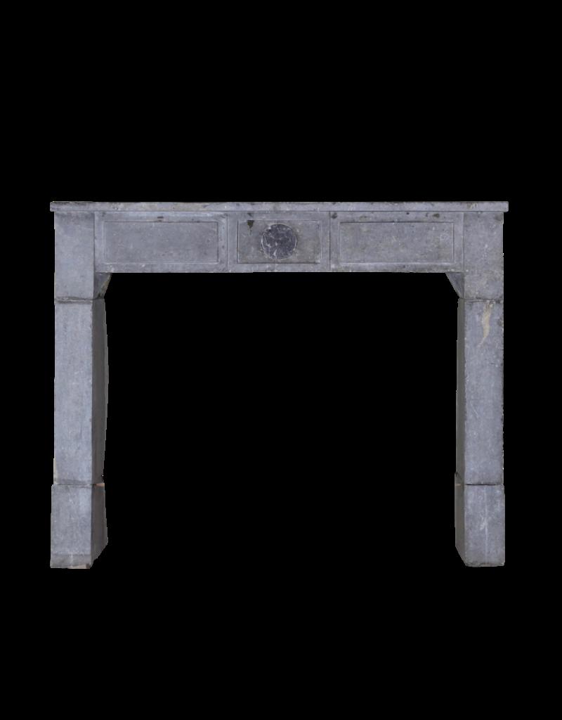 The Antique Fireplace Bank zeitloses Art-Deco-Periode Stein Kamin Maske