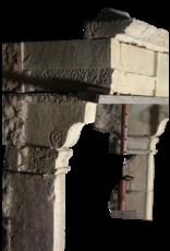Maison Leon Van den Bogaert Antique Fireplaces & Vintage Architectural Elements 16. Jahrhundert Italienischen Schloss Antike Kamin Maske