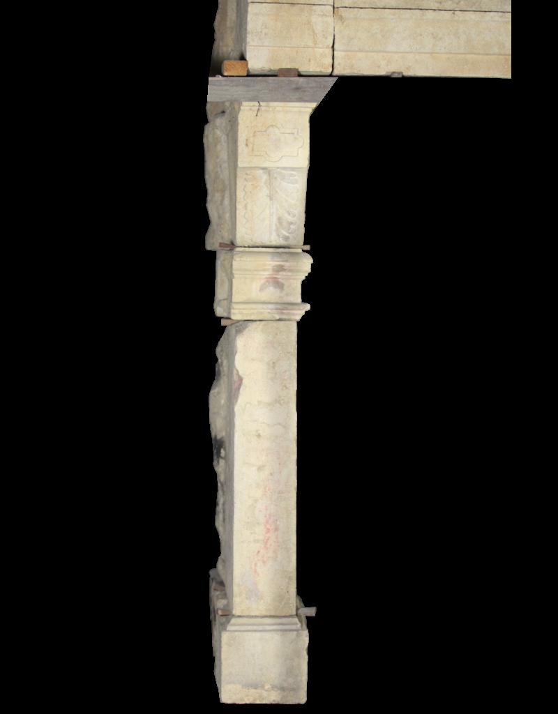 16. Jahrhundert Italienischen Schloss Antike Kamin Maske