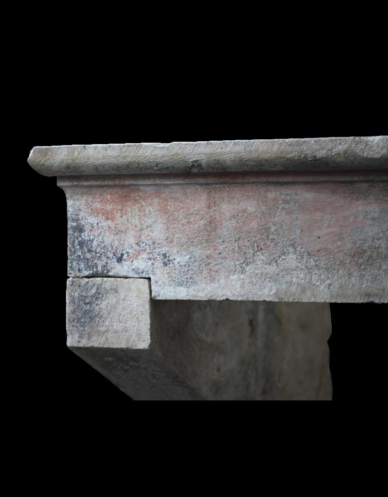 The Antique Fireplace Bank Groß 16. Jahrhundert Französisch Landstil-Art-Antike Kamin Verkleidung