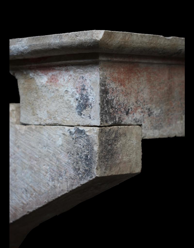 Groß 16. Jahrhundert Französisch Landstil-Art-Antike Kamin Verkleidung