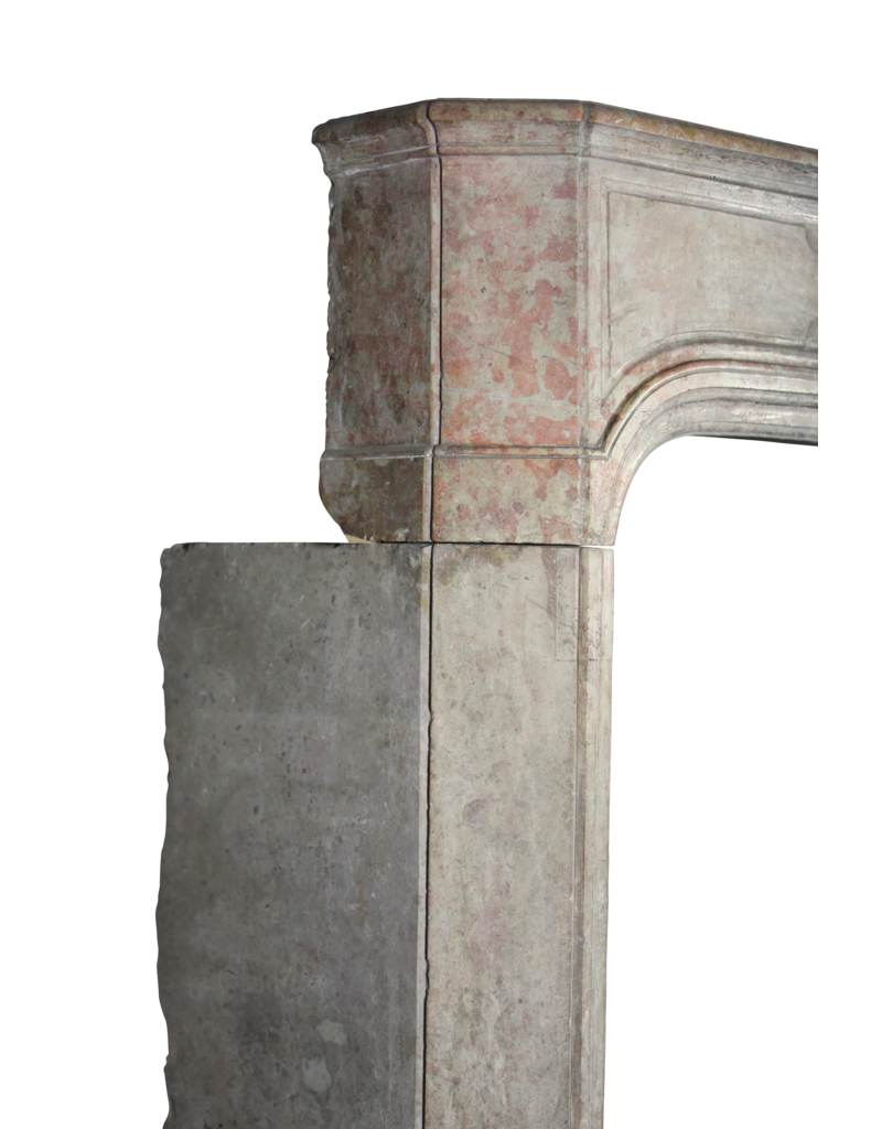 The Antique Fireplace Bank Groß 17. Jahrhundert Französisch Jahrgang Kamin Maske