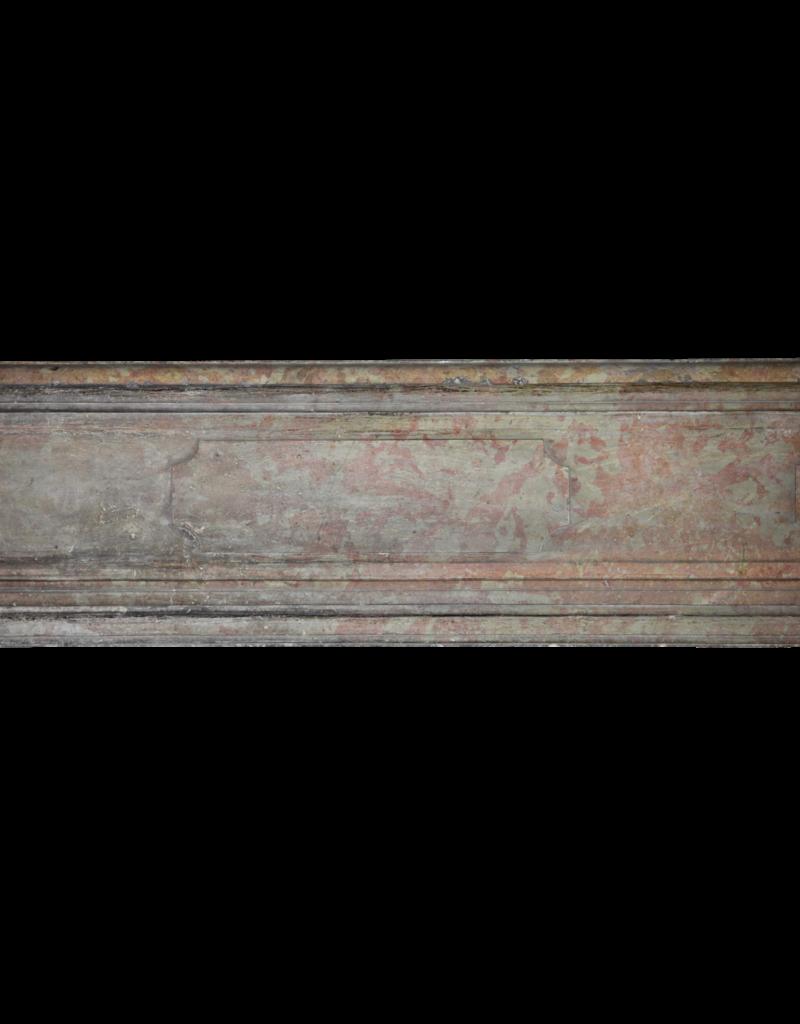 Groß 17. Jahrhundert Französisch Jahrgang Kamin Maske