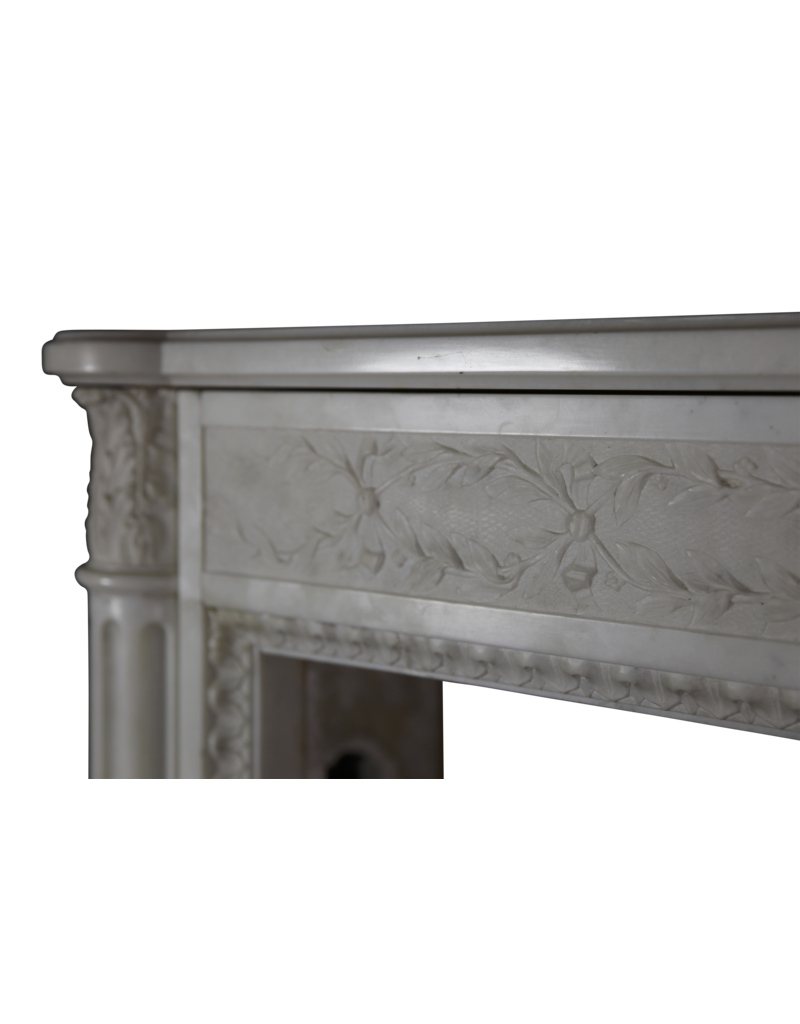 Small French Pearl Of The 18Th Century For Classic Interior