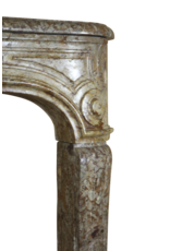 Maison Leon Van den Bogaert Antique Fireplaces & Vintage Architectural Elements Fuerte Período De La Regencia Original De Mármol Antiguo Chimenea