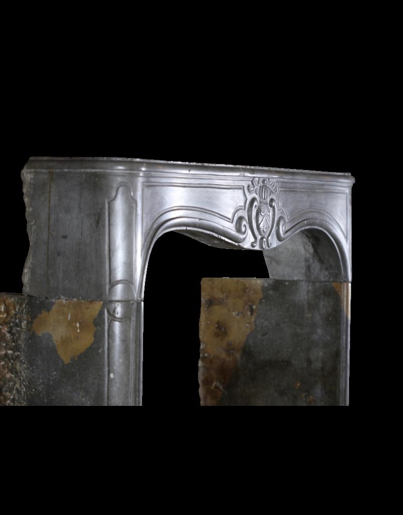 17. Jahrhundert Empfindliche Französisch Chique Jahrgang Kamin Maske
