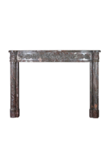 The Antique Fireplace Bank 18Th Century Chique French Marble Fireplace Surround