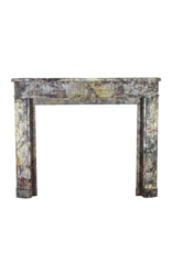 18Th Century Chique French Antique Fireplace Mantle