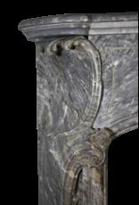 The Antique Fireplace Bank Belgian 18Th Century Period Phenomenal Fireplace Surround