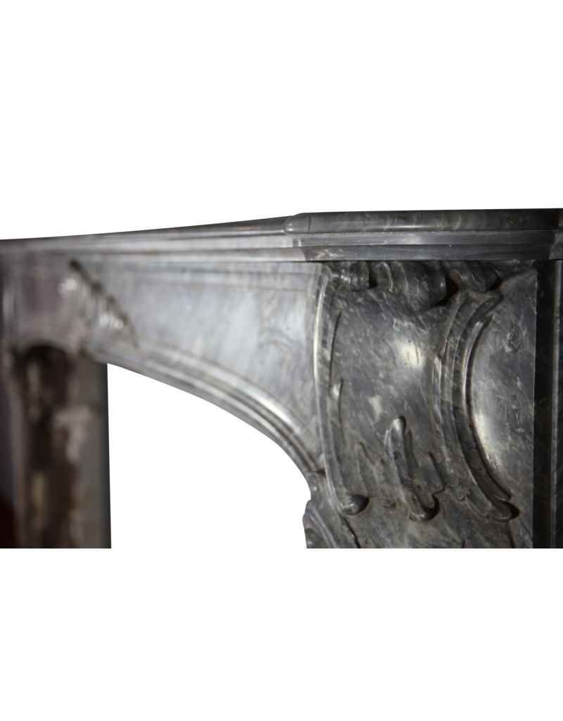 The Antique Fireplace Bank Belgischen 18. Jahrhundert Periode Phenomenal Kamin Maske