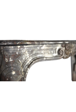 The Antique Fireplace Bank 18Th Century Classic Belgian Antique Fireplace Mantel