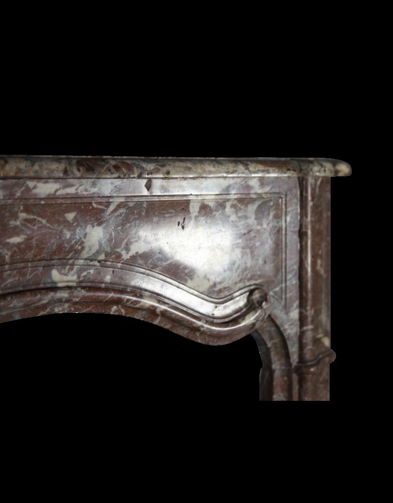 The Antique Fireplace Bank Breite Belgischer Marmor Klassischer Kamin Maske