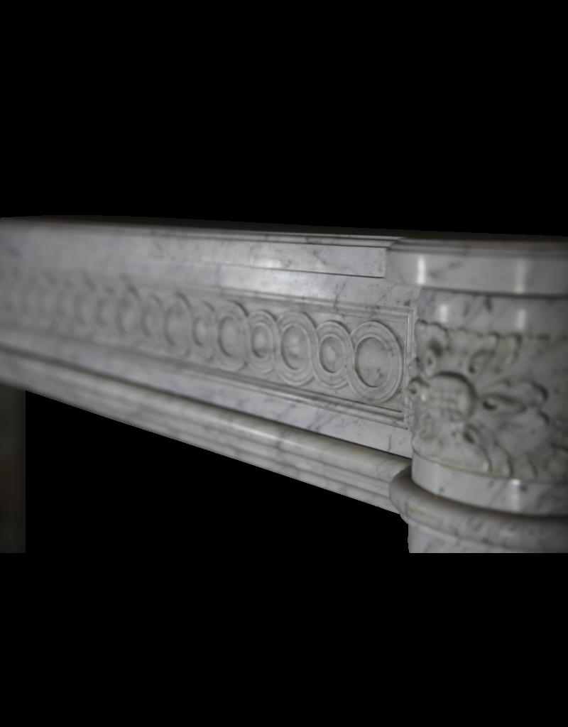 The Antique Fireplace Bank Französisch Chique Louis XVI Zeitraum Jahrgang Kamin Maske