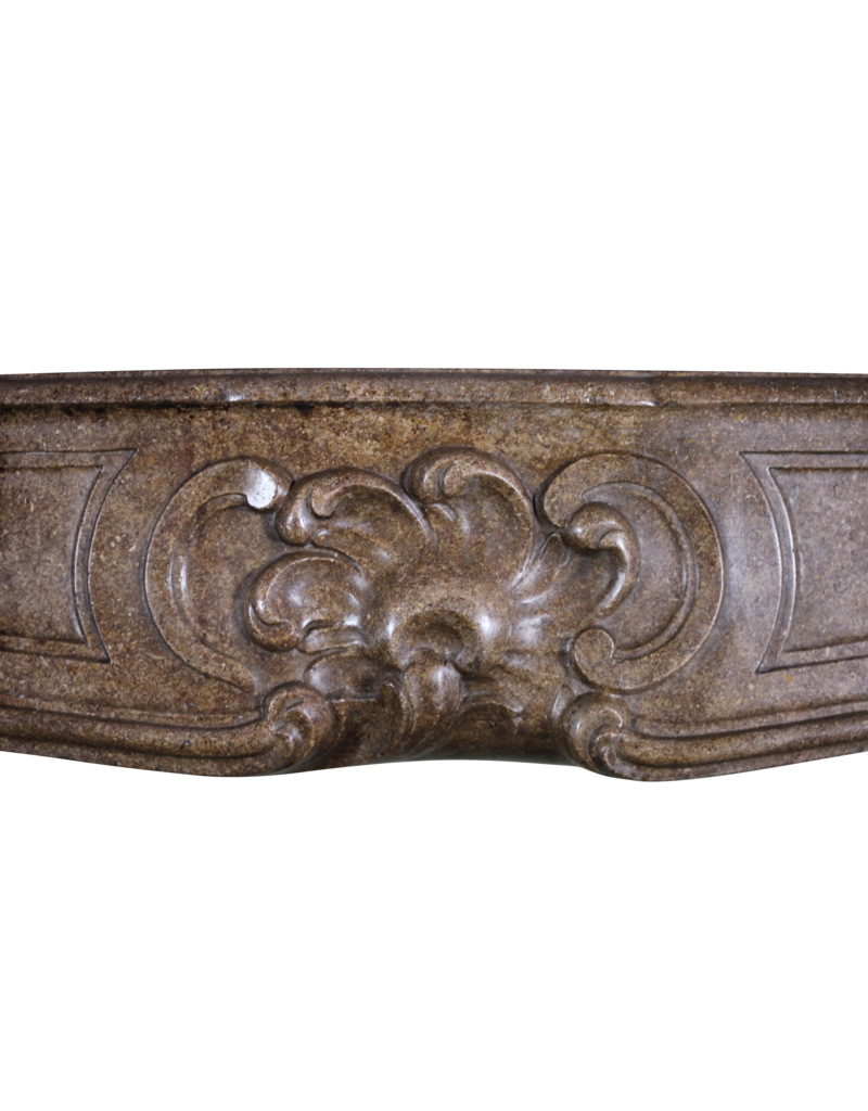 The Antique Fireplace Bank Classic Chique French Vintage Fireplace Surround