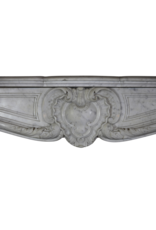 19Th Century French Marble Fireplace Surround