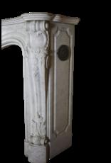 The Antique Fireplace Bank 19. Jahrhundert Französisch Marmor Kamin Maske