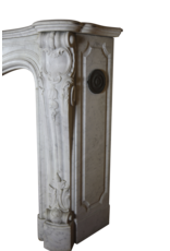 The Antique Fireplace Bank 19Th Century French Marble Fireplace Surround