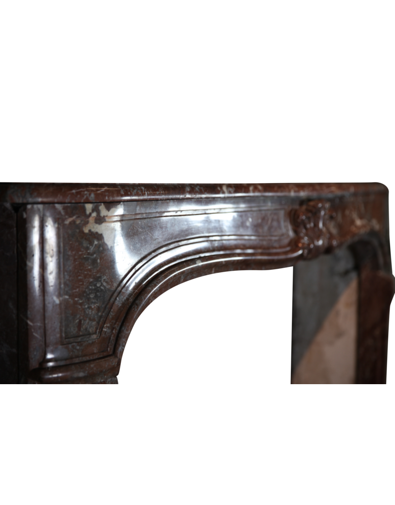 The Antique Fireplace Bank Belgian 18Th Century Classic Marble Fireplace Surround