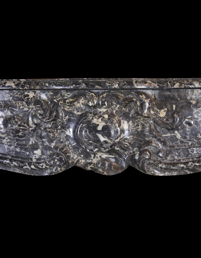 Starke Belgische 18. Jahrhundert Periode Antike Kamin Maske