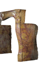 The Antique Fireplace Bank 18. Jahrhundert Chique Multi Color Erstellt Von Natur, Stein, Antike Kamin Maske